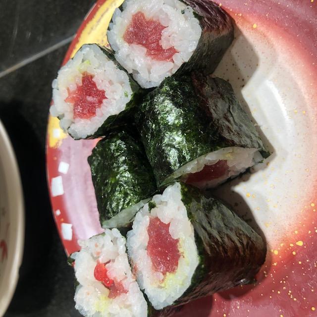 回し寿司 活